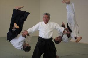 Kimeda Sensei - Special Class @ Aikido Shindokan