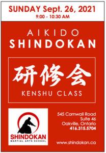Kenshu Kai @ Shindokan Dojo   Oakville   Ontario   Canada