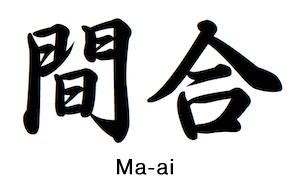 Aikido Shindokan Blog - Ma-ai