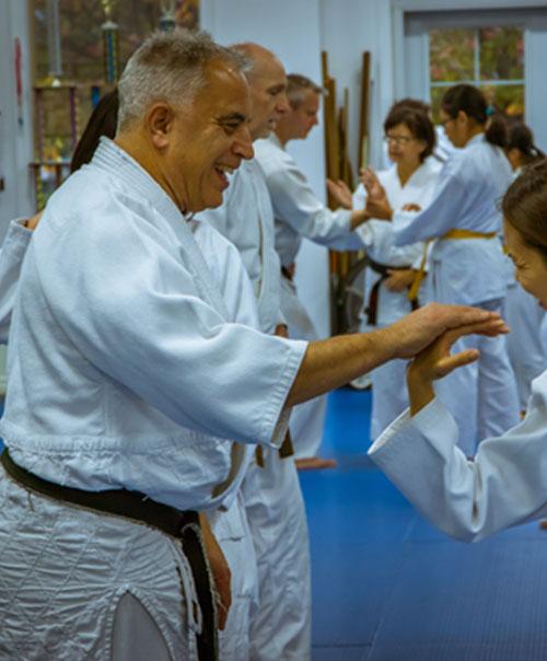 Aikido Shindokan Instructors - Gagliano Shihan