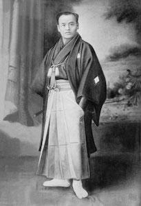 Sokaku Takeda - Aikido Shindokan