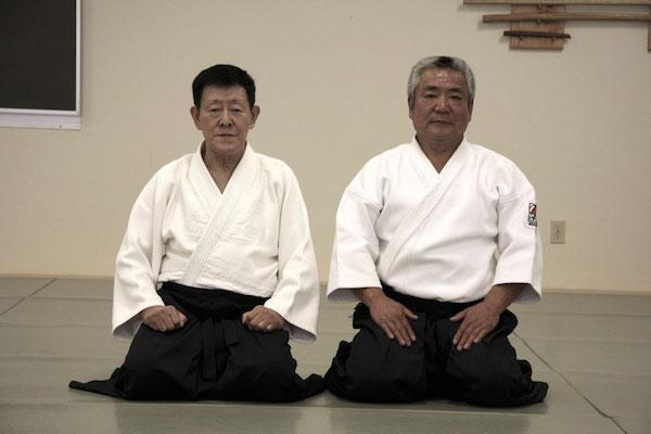 Aikido Shindokan - Kimeda Sensei